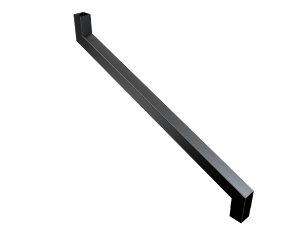 101mm Sq (Rad Edge) F-Joint 2 Pt S/n 1001-1250mm Projection