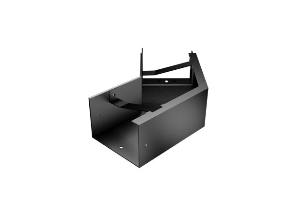 150x100mm Joggle Joint Box Gutter Ext Angle 135°