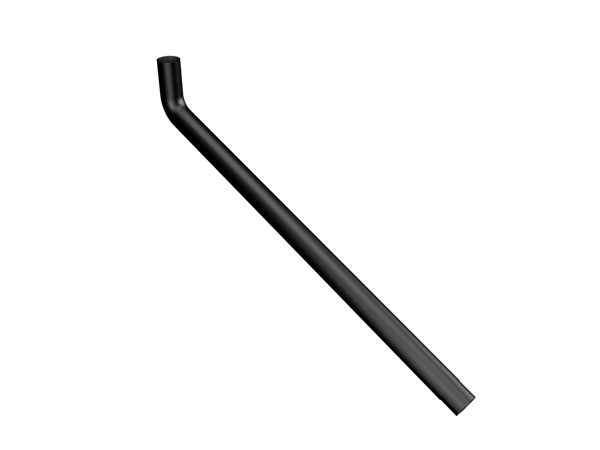 76mm Dia Flush Joint Extended Bend 1001-1250mm