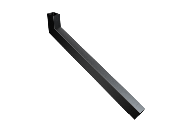 101x76mm Rect (Rad Edge) F-Joint Extended Bend 751-1000mm